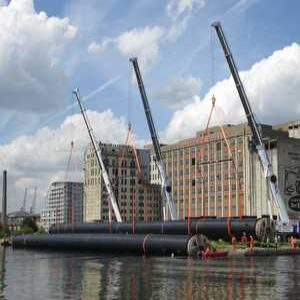 Project Focus: HDPE pipes break new ground with Lee Tunnel outfall