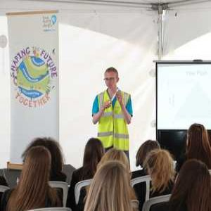 Front Line: Richard Park, Community Education Centre Manager, Anglian Water