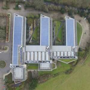 Project Focus: Wessex Water ops centre gets sustainability upgrade