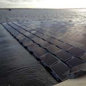 Project Focus: Floating solar panels for Thames Reservoir