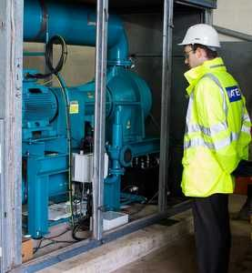 Project Focus: Severn Trent saves energy with aeration switch