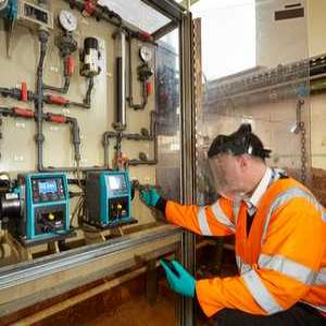 Peristaltic pumps prove the right dose for Welsh Water