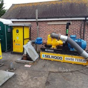 Selwood provides green solution to overpumping job