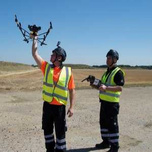 The Power of Drones for the Water Sector