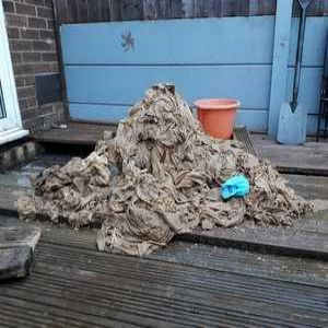 Rise of the 'wipe wash' clogs UK's drains and sewers