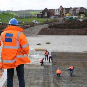Service reservoir project refreshes supply in Burton-on-Trent
