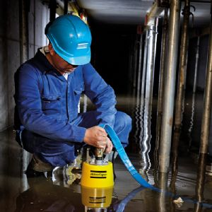 Dewatering pump maintenance: Keep moving