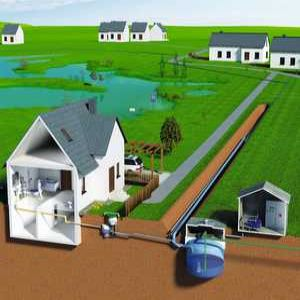 Vacuum sewerage networks: solutions for difficult situations