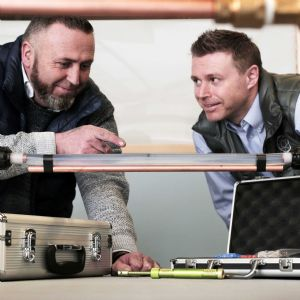 Innovation Zone: Inline leak detection