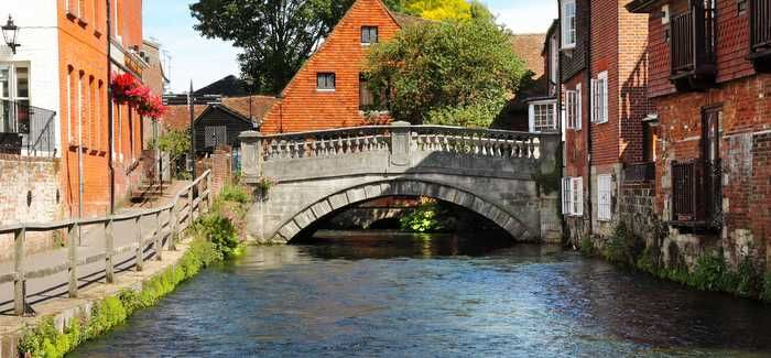 Changes introduced have ensured licensed abstraction will not reduce flows in the River Itchen