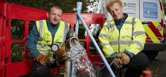 The documentary will follow United Utilities staff, from sewer men to call centre staff