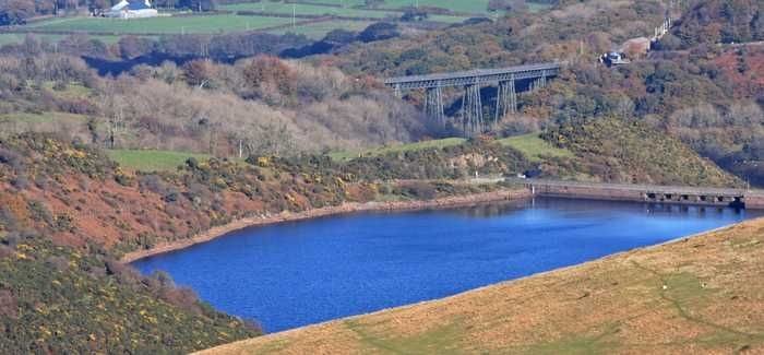The investment includes £1.1M to upgrade three of SWW's Dartmoor reservoirs