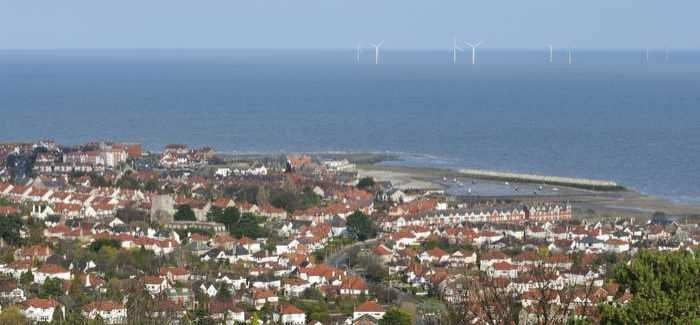 Construction and long-term management of the Colwyn Bay defence strategy will cost £81M