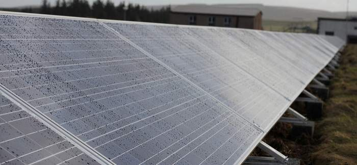 Each solar panel is capable of generating up to 0.2 GWh of electricity annually