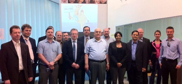 UK water companies seek partnership deals in Oman - WWT
