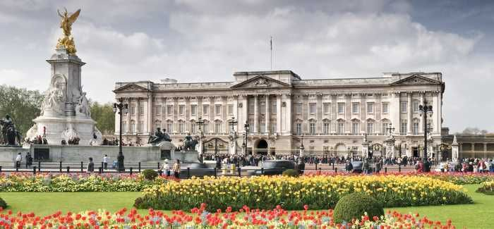A celebratory reception will be held at Buckingham Palace