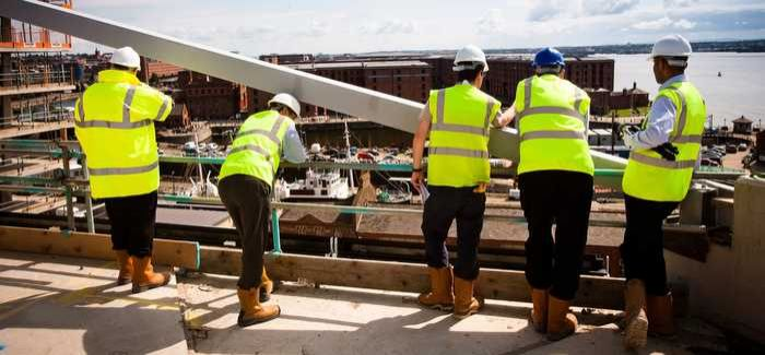 Having the right people with the right skills is a priority for Skanska