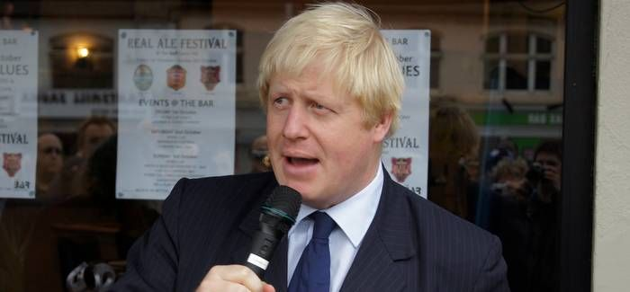"""London Mayor Boris Johnson: """"I am seriously worried there is no disincentive built in to cost overruns."""" Pic: Chris Harvey/Shutterstock.com"""