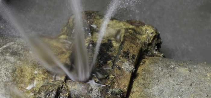 Continuing to find and repair leaks is high on Sutton and East Surrey Water's agenda