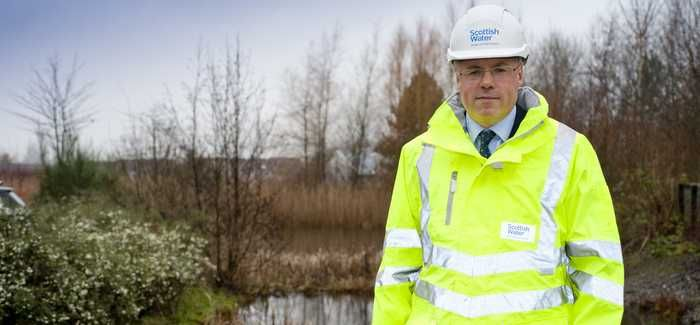 Scottish Water chief executive Douglas Millican will get a further 2.2% increase on his salary this year