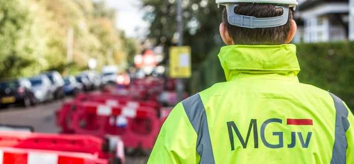 MGjv has won the contract to upgrade Southern Water's network of mains and sewers