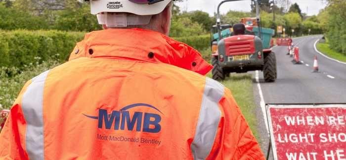 Mott Macdonald Takes Over Jv Partner Bentley Wwt