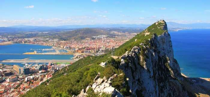 Gibraltar's use of salinated water presents unique challenges for the treatment works