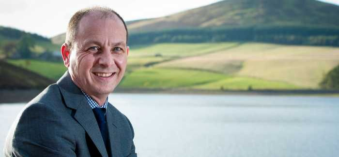 Alan Munro, who leads TWCS in Scotland