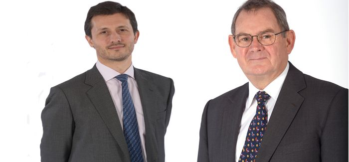 Olivier Fortin (left) and Chris Girling will bring 'valuable information and experience' to the SEW team