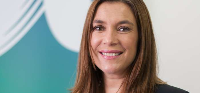 The company's vision is to provide unrivalled service to customers, says Claire Sharp
