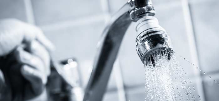 The contract includes providing customers with a free water efficiency check