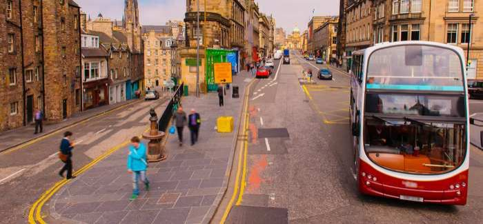 The council plans to resurrect the Edinburgh Roadworks Ahead Agreement to minimise disruption from road and pavement works