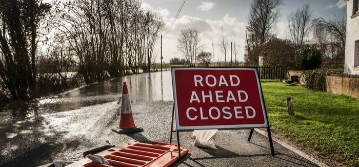 Flooding remains a priority for the Scottish government
