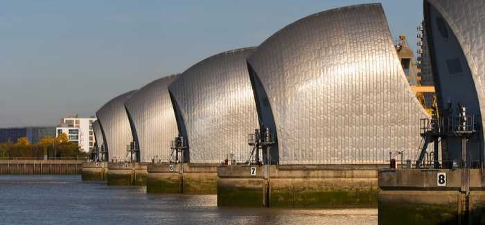 The programme includes constructing tidal walls and refurbishing active assets