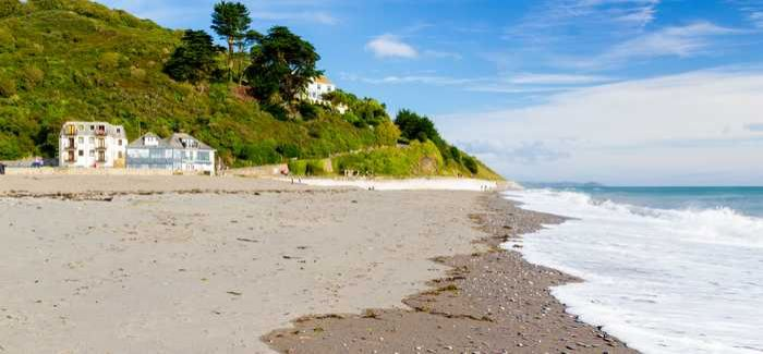Seaton, in Cornwall, is one of the beaches that will benefit from investment