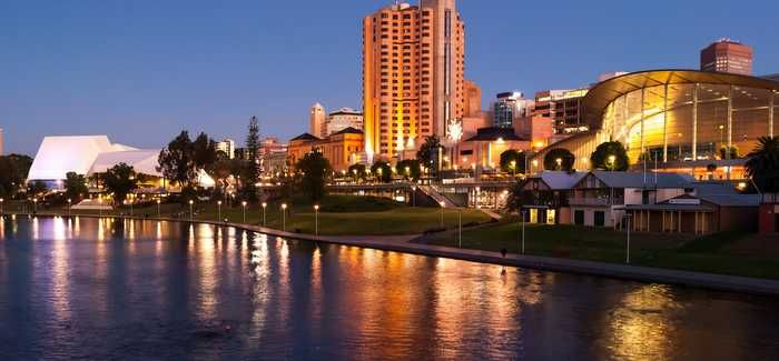 SA Water is based in Adelaide, South Australia