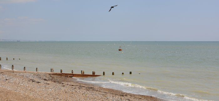 Beaches between Southwick and Ferring were closed
