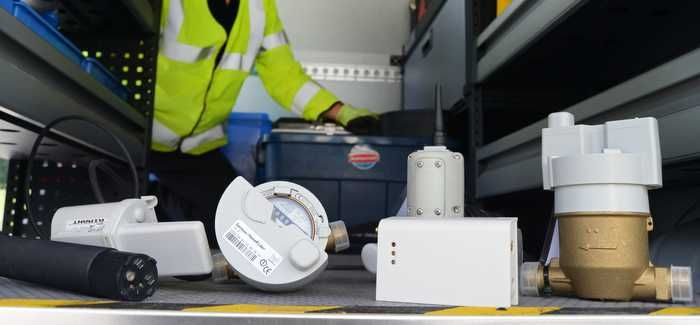 Mains water sensors will be used as part of the new water management regime
