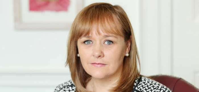 Regional Development Minister Michelle McIlveen