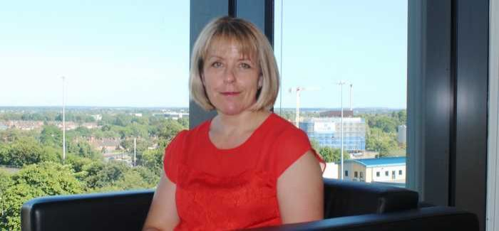 Jane Simpson has joined Severn Trent