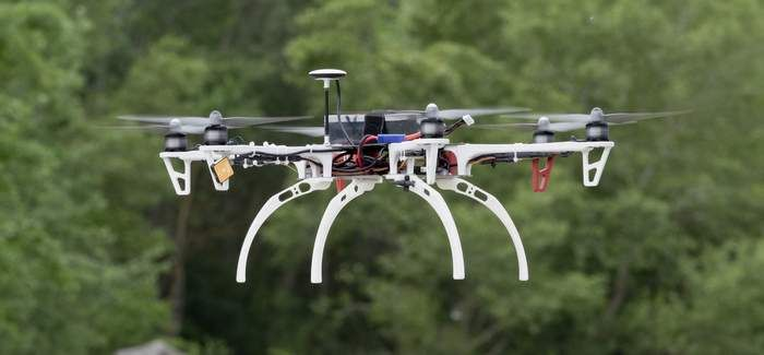 SWW tests drones with thermal sensors to detect water