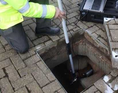 Acoustic Sewer Innovation Wins National Utilities Prize Wwt