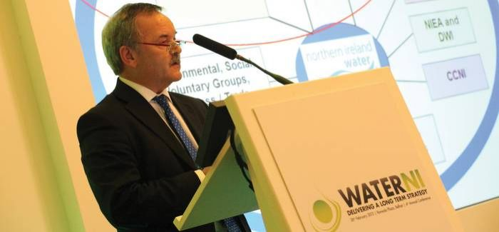 NI Water CEO proposes date for charging - WWT
