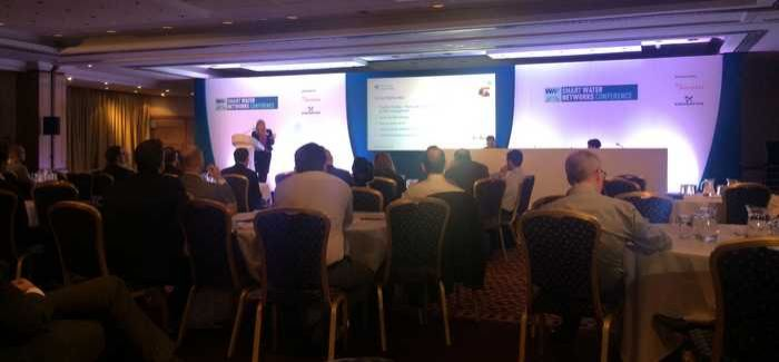 WWT's Smart Water Networks conference in progress