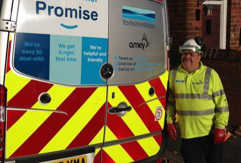 Yorkshire Water has 80 sewer technicians in total working across its region