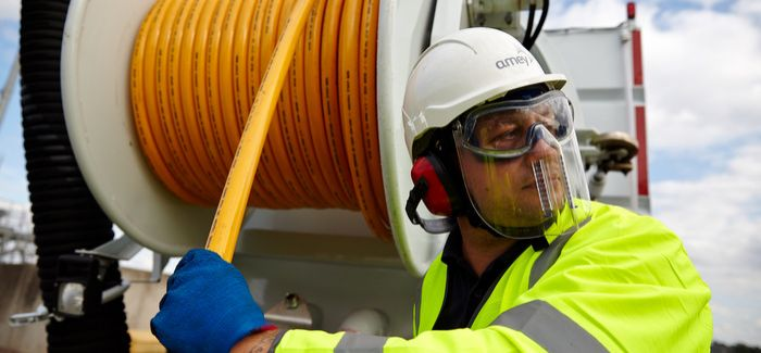 Amey is one of Yorkshire Water's contract partners