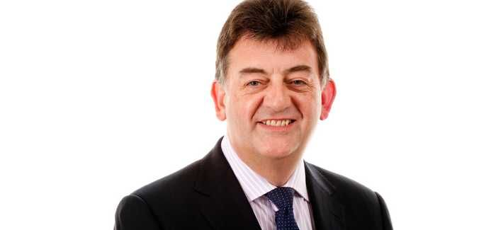 United Utilities chief executive Steve Mogford