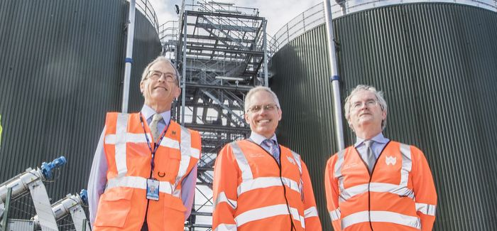 L-R:  Alistair Lyons, chairman; Peter Bridgewater, finance and commercial director; and Jonathan Taylor, EIB vice president
