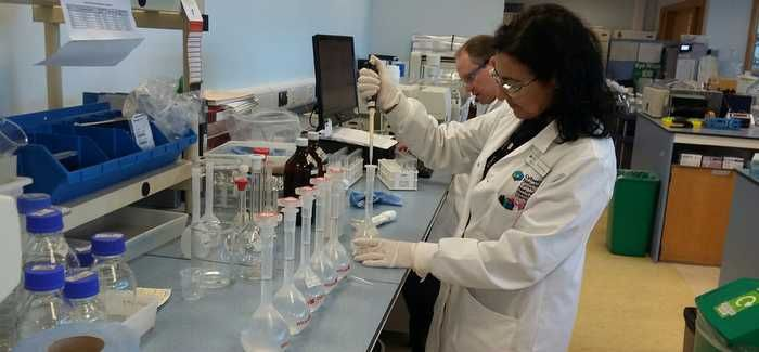 Natural Resources Wales Opens New Water Testing Lab Wwt