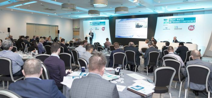 The WWT Smart Water Networks Conference took place in Birmingham on 20 March.
